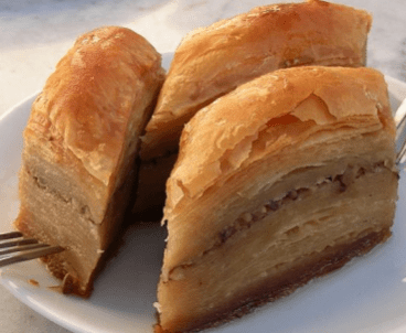 Baklava(3-pieces)